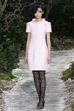 Chanel Spring 2013 Couture Fashion Show Collection