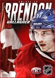 Image result for brendan gallagher