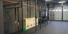 X-Rack 6′ x 40′ Custom Wall Mount
