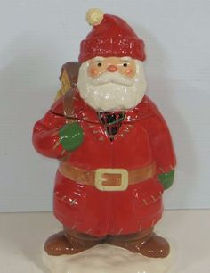 Hallmark Santa Cookie Jar