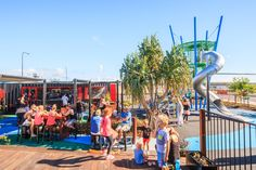 Commercial Playground Design | Sales Office - Oceanside Kawana | Urban Play