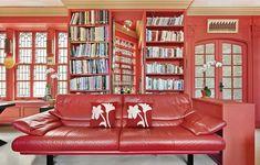 @marisolirais Te gustaría una sala así?
