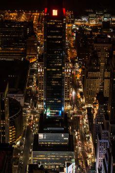 New York byJessi Saunders