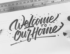 Welcome to our home on Behance