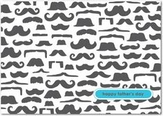 Holiday Snob: Father's Day Mustache themed!