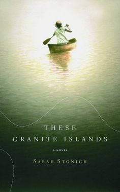 """""""These Granite Islands""""  Cover design by John Fulbrook III"""