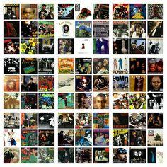 Top 300 Hip Hop Albums 1980 - 1999 - Hip Hop Golden Age        Hip Hop Golden Age