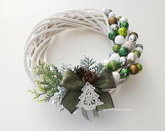 Winter Wonderland, Christmas Wreaths, Garlands, Christmas Ornaments, Crowns, Xmas