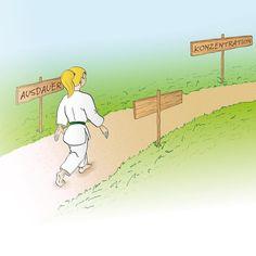 Mein erstes Karate-Buch  Der Karate-Weg der Kinder #karate #karatedo #do #shotokan #karatebuch #kinderbuch #buch #bücher #book #childrensbook #illustration #cartoons #kinder #amazon www.budo-books.com