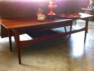 Solid Teak Coffee Table from Shopclass LA #teak #table