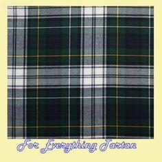 Campbell Dress Modern Tartan 10oz Wool Fabric Lightweight Reiver  by JMB7339 - $115.00