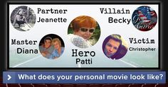 What does your personal movie look like?