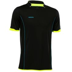 Check out our New Product  F500 adult football jersey in black yellow COD Made for regular football training and playing matches, 2 to 3 times a week.This lightweight football shirt provides unbeatable comfort.  ₹839