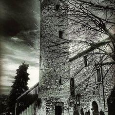 Buon lunedì ☔️💦. Prosegue il nostro CONTEST #castelloinblackandwhite 😊, oggi lo scatto in bianco e nero che abbiamo scelto è quello di @millyrufus. Se anche tu vuoi far parte della nostra gallery, affrettati, il CONTEST finisce il 10 febbraio.  ______________ #millyrufus #castellodibrescia #bresciacitta #brescia_today #torremirabella #volgogolia #volgobrescia #history #tower #castle #ilovebrescia #ilovemycity #ig_italy #italy #picooftheday #galaxynote4 #snapseed #instagram #like4like…
