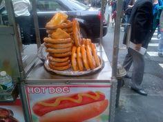 Pretzels in #NYC
