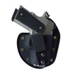 "Foxx Holsters ""Little FoxX"".  Best concealed carry holster I have found."