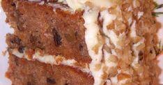 Carrot Cake Tastes Like A Scratch Cake Cake Mix Carrot Cake Recipe, Homemade Carrot Cake, Homemade Cakes, Best Cake Mix, Chocolate Bundt Cake, Semi Homemade, Cake Tasting, Recipe Images, Cream Cheese Frosting