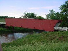 Roseman bridge, Winterset, IA.