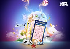 LottoSpring is more than just a lotto game it's a Social Lotto. Use people power to beat the odds, get more prizes and play for FREE.