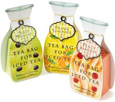 iced #tea #bag - cool #packaging solution