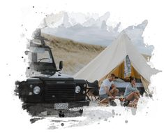 THE FULLY KItted Defender Visit New Zealand, Bell Tent, Camping Spots, Time Out, Kayaking, Outdoor Chairs, Adventure, Travel, Kayaks