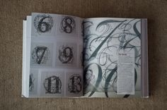 Typography Sketchbooks | Type Theory
