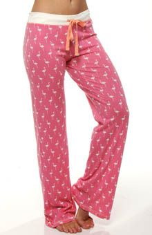 cute, comfy, lounge-y Flamingo Pant ♥♥