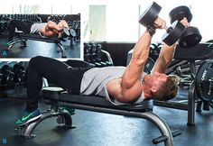 Big is good, but big and strong is even better. Build a set of seriously strong shoulders and arms with this superset-based video workout from Steve Cook!