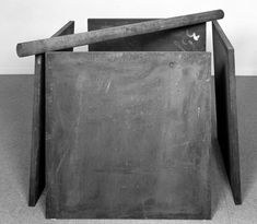 Richard Serra, 5:30 (prop piece) - Centre Pompidou