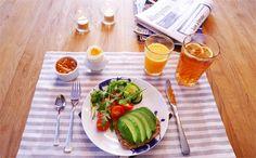 nice breakfast