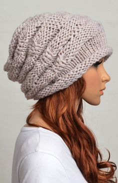 maybe I just have to buy the pattern for this hat because every time I see it no matter what colors it's in I'm drawn to it