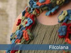 Mathildes blomsterklæde | Filcolana