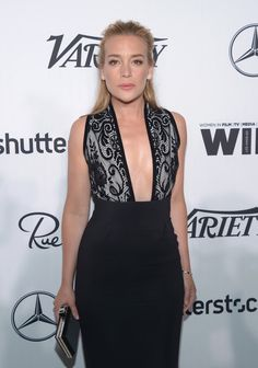 Actress Piper Perabo attends Variety and Women in Film's Pre-Emmy Celebration at Gracias Madre.