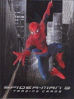 SPIDER-MAN 3 MOVIE 2007 RITTENHOUSE ARCHIVES CARD ALBUM BINDER MARVEL @ niftywarehouse.com & Venom symbiote replica costume cosplay spiderman carnage deadpool ...