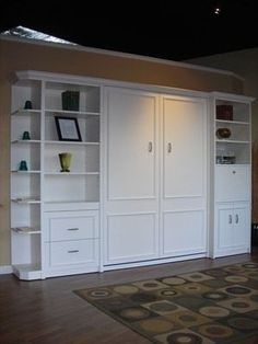 murphy beds beds and basements on pinterest awesome murphy bed office