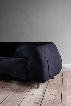 Alba sofa l Bolia 2017 Lookbook l Charlotte Høncke Design