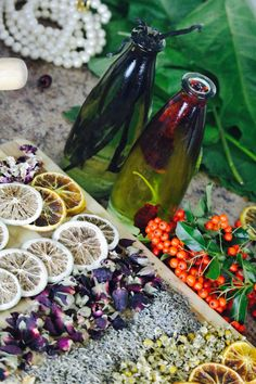 We use all natural ingredients in our oils, soaps and butters.