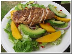 ... Grilled salmon, Grilled chicken and Healthy grilled chicken recipes