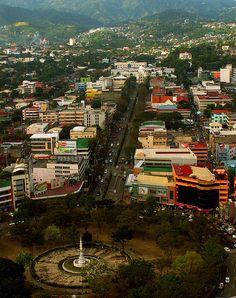 The heart of Cebu City