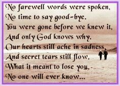 Grief. To my brother Joseph Thomas DuBoe Jr, lost to addiction. R.I.P