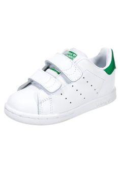 STAN SMITH - Sneaker low - white/green