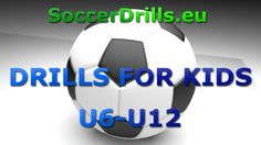 If you are looking for the best soccer drills for kids, you should see this. #soccerdrills #soccer #drills #for #kids