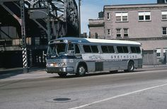 Greyhound 4768 Chicago 6-1976 mb | mbernero | Flickr