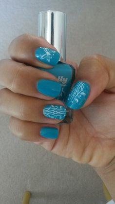 Barry m guava and pueen nail plate