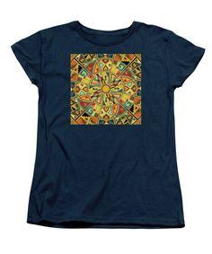 Tribal Pattern - Women's T-Shirt (Standard Fit)