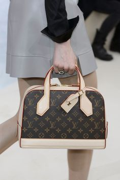 Louis Vuitton at Paris Fall 2015 (Details)