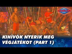 Kihívók nyerik meg végjátékot (PART Hungary, Youtube, Youtubers, Youtube Movies
