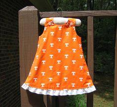 Cute little girl's dress.