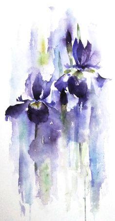 Original work in watercolour