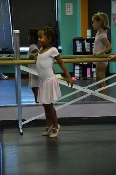 Triple Threat (Ballet/Jazz/Tap) - Fall 2012